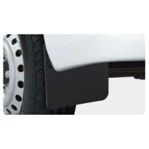エブリイワゴン リヤマッドフラップセット  スズキ純正部品 パーツ オプション|suzukimotors-dop-net