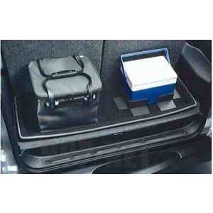 キックス ラゲッジシステム『トレイセット』(ラゲッジトレイ+パーティション+防水バッグ)  日産純正部品 パーツ オプション|suzukimotors-dop-net
