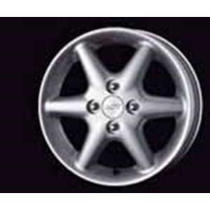 車種名:ラパン 品名:アルミホイール 1本のみ (14インチ)  取り付けできる年式:(重要)平成1...