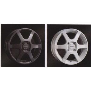 車種名:ラパン 品名:SUZUKI SPORT アルミホイール(14インチ) 取り付けできる年式:(...