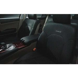 mak052 マークX 革調シートカバー  トヨタ純正部品 パーツ オプション|suzukimotors-dop-net