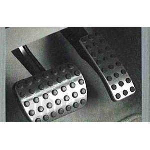 Bクラス ステンレスペダルカバー  ベンツ純正部品 パーツ オプション|suzukimotors-dop-net