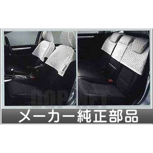 Bクラス レースハーフシートカバーのホワイト  ベンツ純正部品 パーツ オプション|suzukimotors-dop-net