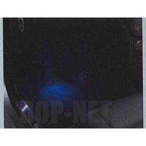 Cクラス LEDフットライトのブルー  ベンツ純正部品 パーツ オプション|suzukimotors-dop-net