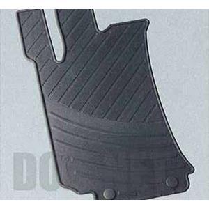 CLクラス ラバーマットのLHD用のブラック  ベンツ純正部品 パーツ オプション suzukimotors-dop-net