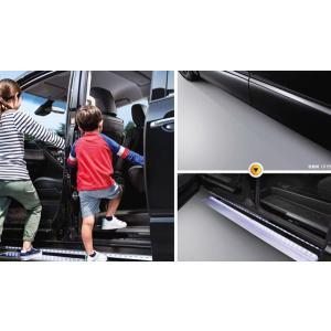 デリカD:5 電動ロングステップ(LED照明付)本体のみ ※取付キットは別売 三菱純正部品 CV1W  パーツ オプション suzukimotors-dop-net