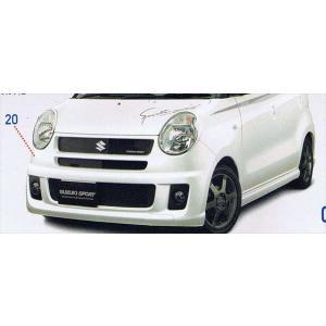 MRワゴンWit フロントバンパー&グリル(スズキスポーツ)  スズキ純正部品 パーツ オプション|suzukimotors-dop-net