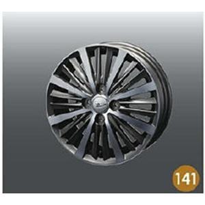 タント アルミホイール(15インチ・24本スポーク・ガンメタポリッシュタイプ) ダイハツ純正部品 la650s la660s  パーツ オプション|suzukimotors-dop-net