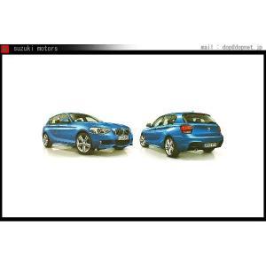 1 Mエアロダイナミクス・パッケージのリヤ・バンパー・インサート(エキゾースト・パイプ・シングル用)  BMW純正部品 パーツ オプション