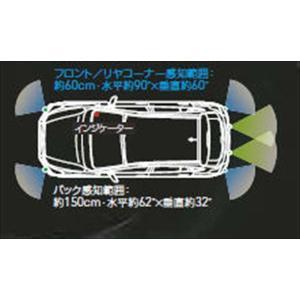 インプレッサ コーナーセンサー(フロント2センサー)  スバル純正部品 パーツ オプション|suzukimotors-dop-net