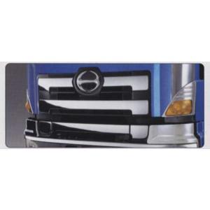 プロフィア メッキフロントグリル アッパー  日野純正部品 パーツ オプション|suzukimotors-dop-net