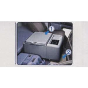 プロフィア 冷温蔵庫 フロントフロアトレイ取付穴カバー  日野純正部品 パーツ オプション|suzukimotors-dop-net