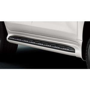 ランドクルーザー200系 サイドステップエアロカバー  トヨタ純正部品 パーツ オプション|suzukimotors-dop-net