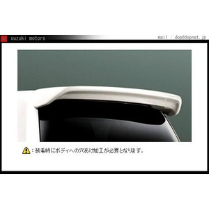 ランドクルーザー200系 リヤスポイラー  トヨタ純正部品 パーツ オプション|suzukimotors-dop-net