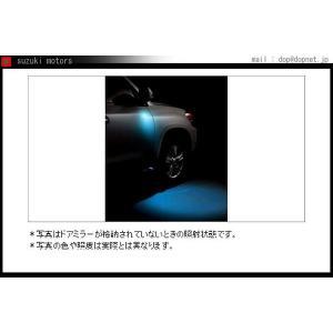 ランドクルーザー200系 ウェルカムライト用のドアミラーカバー助手席のみ  トヨタ純正部品 パーツ オプション|suzukimotors-dop-net