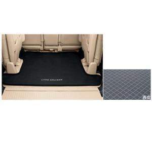 ランドクルーザー200系 ラゲージソフトトレイ  トヨタ純正部品 パーツ オプション|suzukimotors-dop-net