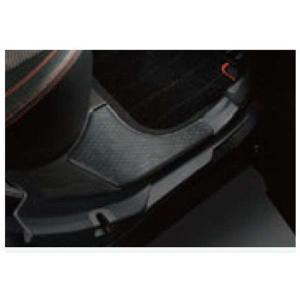 フォレスター SAA後席用ステップガード スバル純正部品 SK9 SKE パーツ オプション|suzukimotors-dop-net