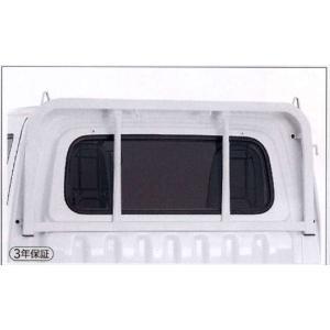 サンバートラック スモークスクリーン※リヤガラス用  スバル純正部品 パーツ オプション|suzukimotors-dop-net