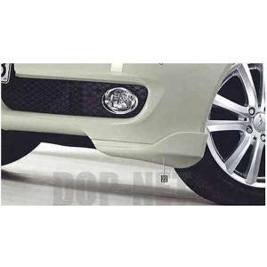 SLKクラス フロントスポイラーのアンダーリップ  ベンツ純正部品 パーツ オプション|suzukimotors-dop-net