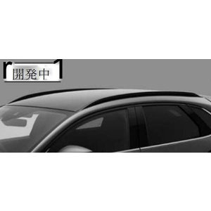 CX-30 ルーフレール(ブラック) マツダ純正部品 DMEP DM8P DMFP パーツ オプション|suzukimotors-dop-net