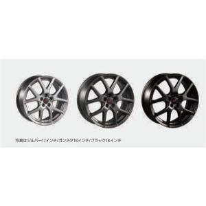 XV STIアルミホイール 17インチ7J+55 1本より スバル純正部品 GT3 GT7  パーツ オプション|suzukimotors-dop-net
