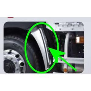 プロフィア メッキスプラッシュボードカバー ヒノ純正部品 FR1EZYJ FN1EYYG FN1EWXA FW1EXYJ パーツ オプション|suzukimotors-dop-net