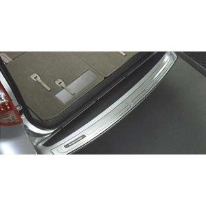 車種名:ヴァンガード 品名:リヤバンパーステップガード  取り付けできる年式:(重要)平成19年9月...