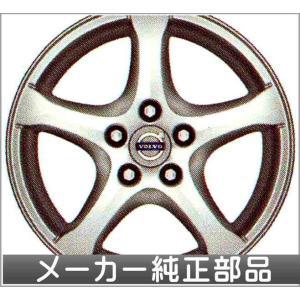 V60 S60 アルミホイール アジェナ 7×16インチ  ボルボ純正部品 パーツ オプション|suzukimotors-dop-net