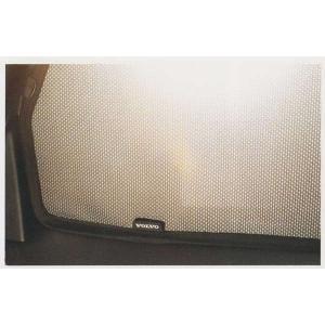 V40 サンシェード リアドア用  ボルボ純正部品 パーツ オプション|suzukimotors-dop-net