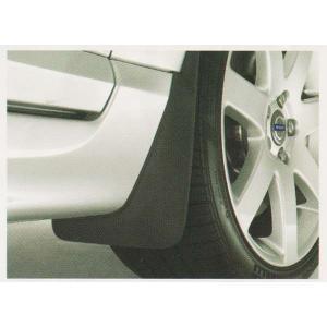 V70 XC70 S80 マッドフラップ  ボルボ純正部品 パーツ オプション|suzukimotors-dop-net