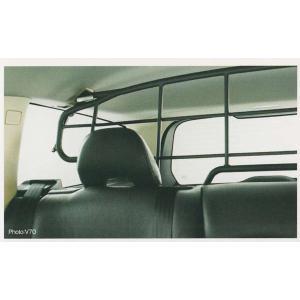 V70 XC70 S80 スチールガードネット  ボルボ純正部品 パーツ オプション|suzukimotors-dop-net