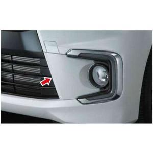 ekワゴン フォグランプガーニシュ  三菱純正部品 パーツ オプション