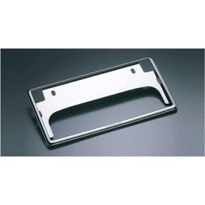 エスクァイア ナンバーフレーム(デラックス) クロムメッキ トヨタ純正部品 ZWR80G ZRR80G  パーツ オプション|suzukimotors-dop-net