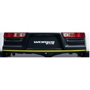 アルトワークス HA36S リヤバンパーロアガーニッシュ スズキ 純正 部品 パーツ 99000-99076-AG3|suzukimotors2