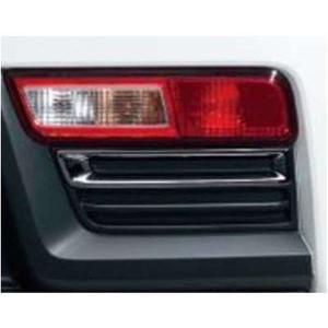 アルトワークス HA36S リヤバンパーガーニッシュ(ブラックメッキ) スズキ 純正 部品 パーツ 99000-99056-AG3|suzukimotors2