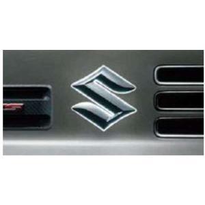 アルトワークス HA36S エンブレムイルミネーション クロームメッキ スズキ 純正 部品 パーツ 99000-990G9-E02|suzukimotors2