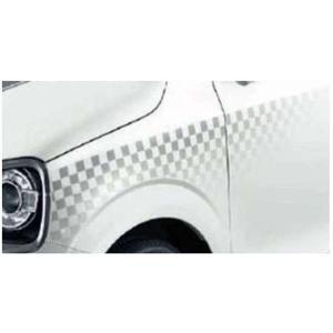 アルトワークス HA36S フロントフェンダーデカール *ステッカーのみ スズキ 純正 部品 パーツ 99000-99035-V98|suzukimotors2