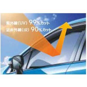 SAAフロントドアガラス用 UV&IRカットフィルム SAA33-40030 XV GP7 スバル|suzukimotors2