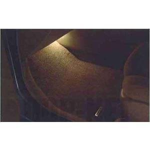 フットウェルランプ(運転席・助手席足元:白色発光) GRDB0 B6400-EW000 ブルーバード...