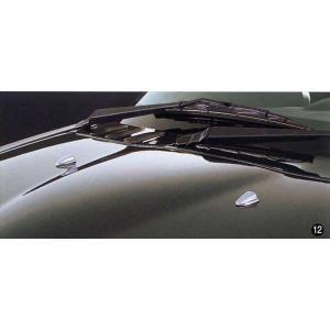 メッキウインドウォッシャーノズルカバー(2個セット) 999-05100-K2-190 コペン L880 ダイハツ suzukimotors2