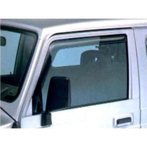 ジムニー JA22 ロングバイザー ※画像はJA11タイプ スズキ 純正 部品 パーツ 99000-99064-104|suzukimotors2