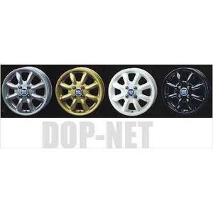 アルミホイール(14インチ・ミニライト・ゴールド) 1本からの販売 999-05366-K2-327 ミラジーノ L650S ダイハツ suzukimotors2