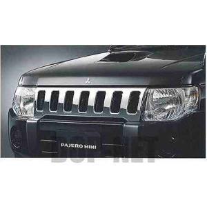 メッキグリル ☆ MZ575881 パジェロミニ H58A 三菱|suzukimotors2