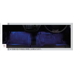 フットウェルランプ フロントセット DSDB1 デイズ ルークス B21A 日産