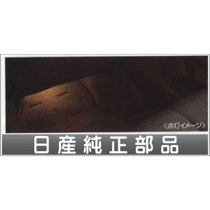 フットウェルランプ CNDB0 B6400-ED000 ティーダ C11 日産