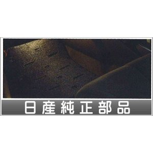 フットウェルランプ(運転席・助手席足元:白色発光) CTDB0 ティーダラティオ SC11 日産