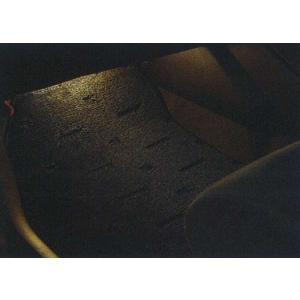 フットウェルランプ(運転席・助手席足元:白色発光) CUDB0 ティーダラティオ PJ32 日産