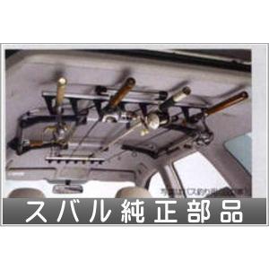 ロッドホルダー(バス釣り用/一般釣り用) フォレスター SJ5 スバル|suzukimotors2