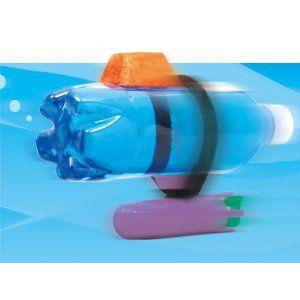スイスイ! ペットボトル船 ペットボトル潜水艦を作ろう! 【浮力学習】 suzumori
