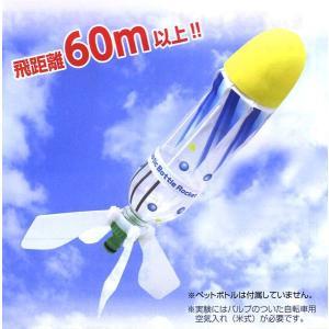超飛距離ペットボトルロケットキット suzumori